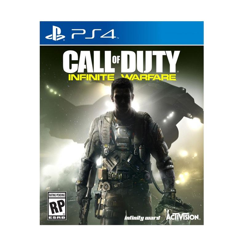 SONY Playstation 4 Call of Duty Infinite Warfare Digital Download Game [Basic]