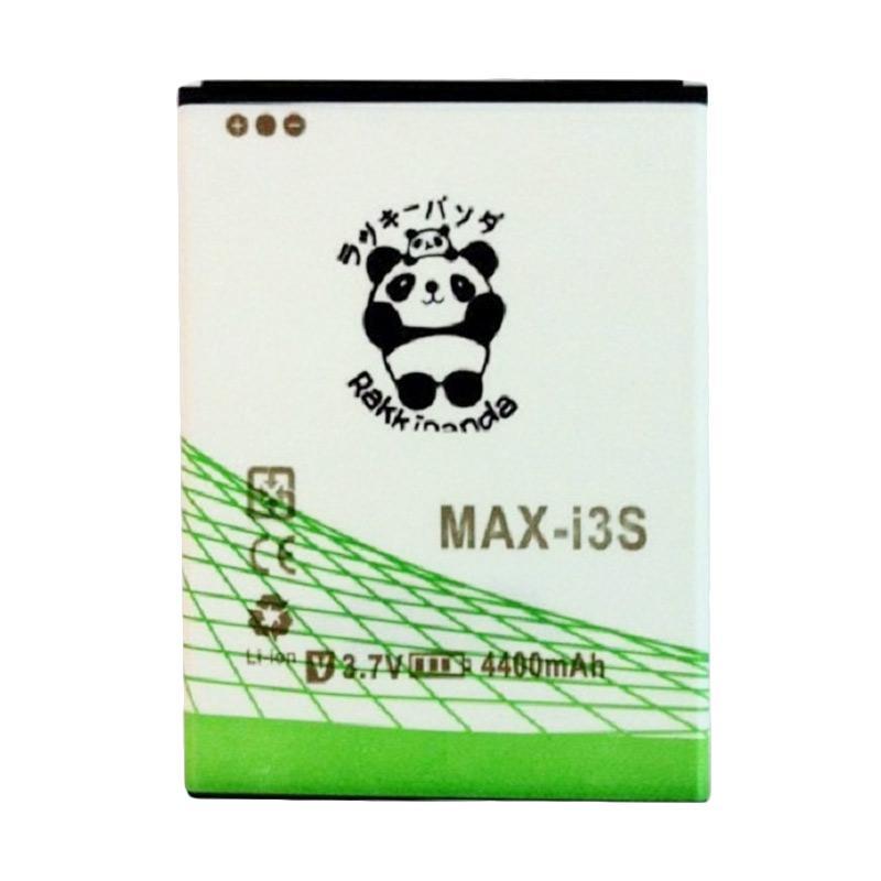 RAKKIPANDA Double Power & IC Battery for Andromax Max i3S