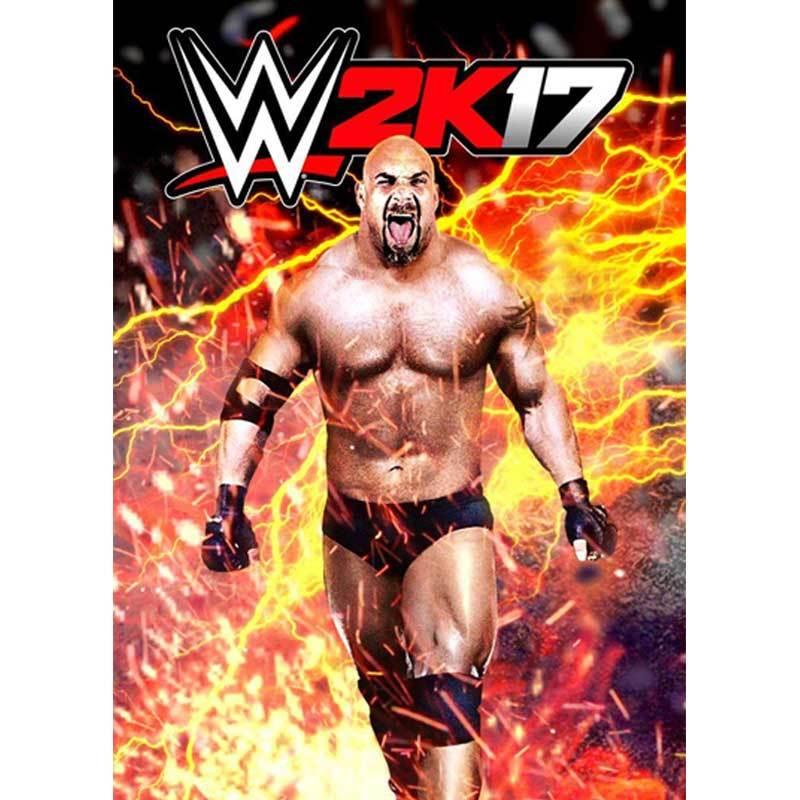 harga King Movie & Games WWE 2K17 DVD Game Blibli.com