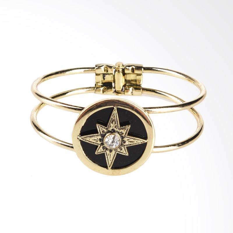 1901 Jewelry Salvia Star Bangle GL.911.HR41 - Gold