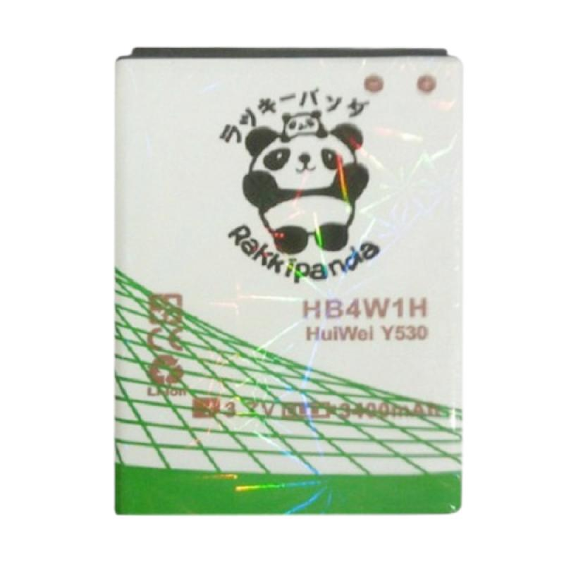 RAKKIPANDA Double Power & IC Battery for HUAWEI Y530 [HB4W1H]