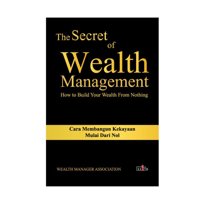 harga MIC Publishing Secret of Wealth Management Buku Blibli.com