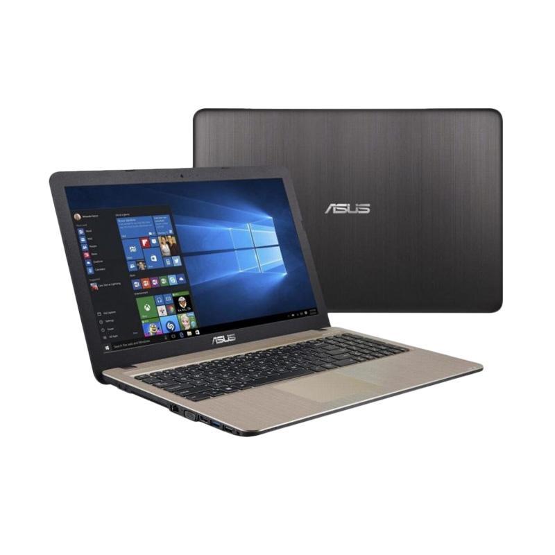 Asus X540YA-BX101T Notebook - Black [15.6 Inch/AMD E1-7010/R2/2GB/500GB/Windows 10]