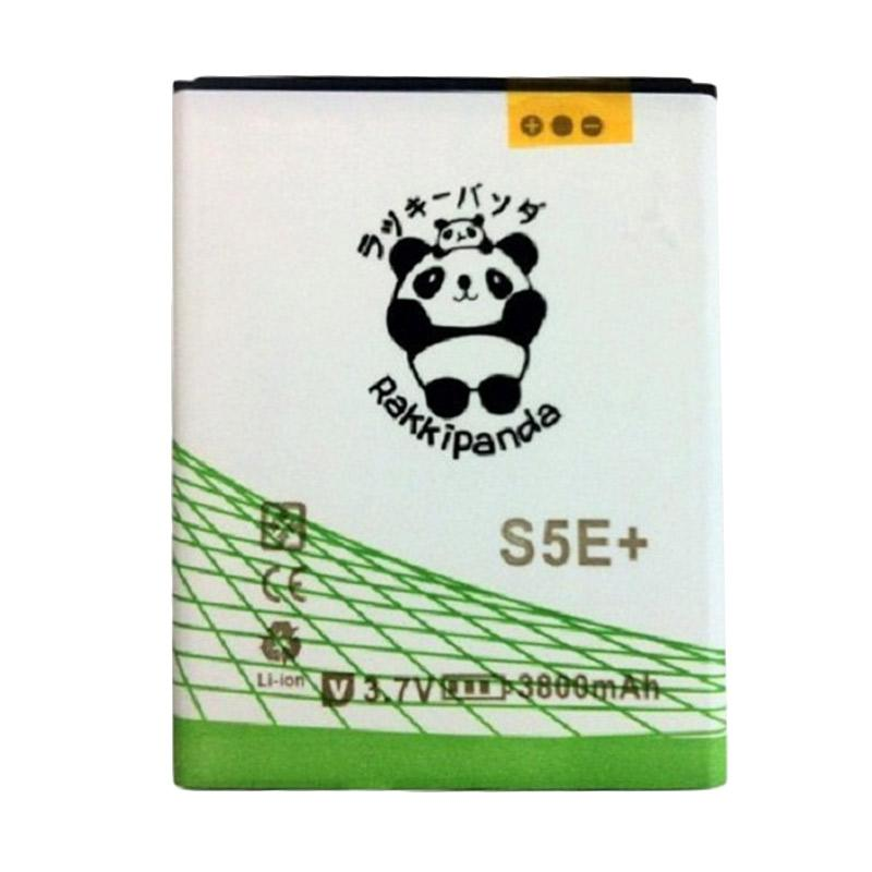 RAKKIPANDA Double Power IC Battery for Advan S5E Plus