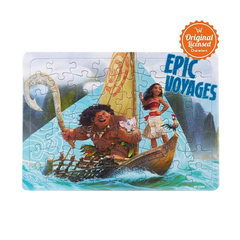 Disney Moana Epic Voyage Puzzle