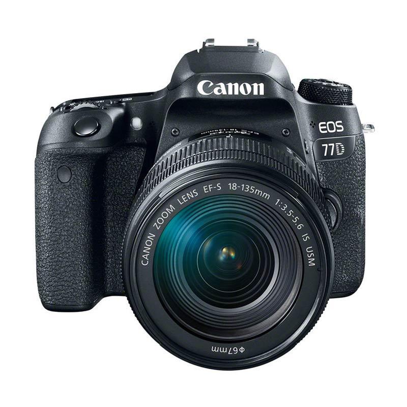 Canon EOS 77D Kit 18-135mm Wifi