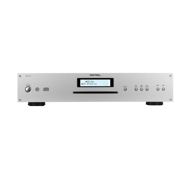 Rotel RCD12 CD Player - Silver