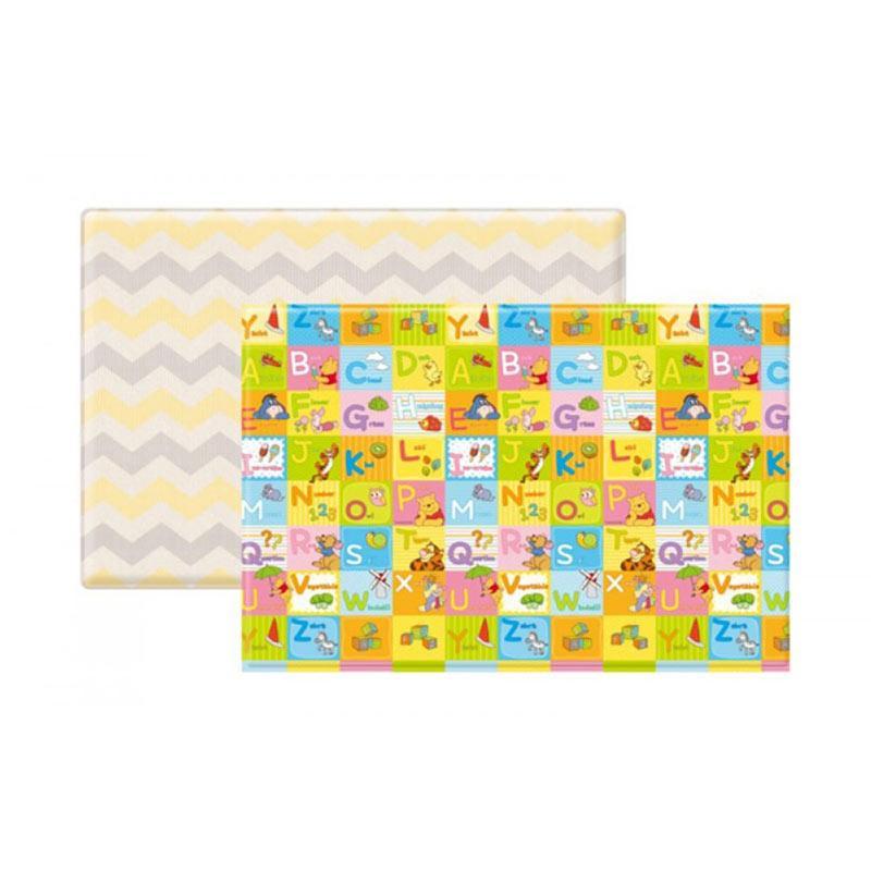 Coby Haus Pooh Study Playmat [Size M/ 190 x 130 x 1.2 cm]