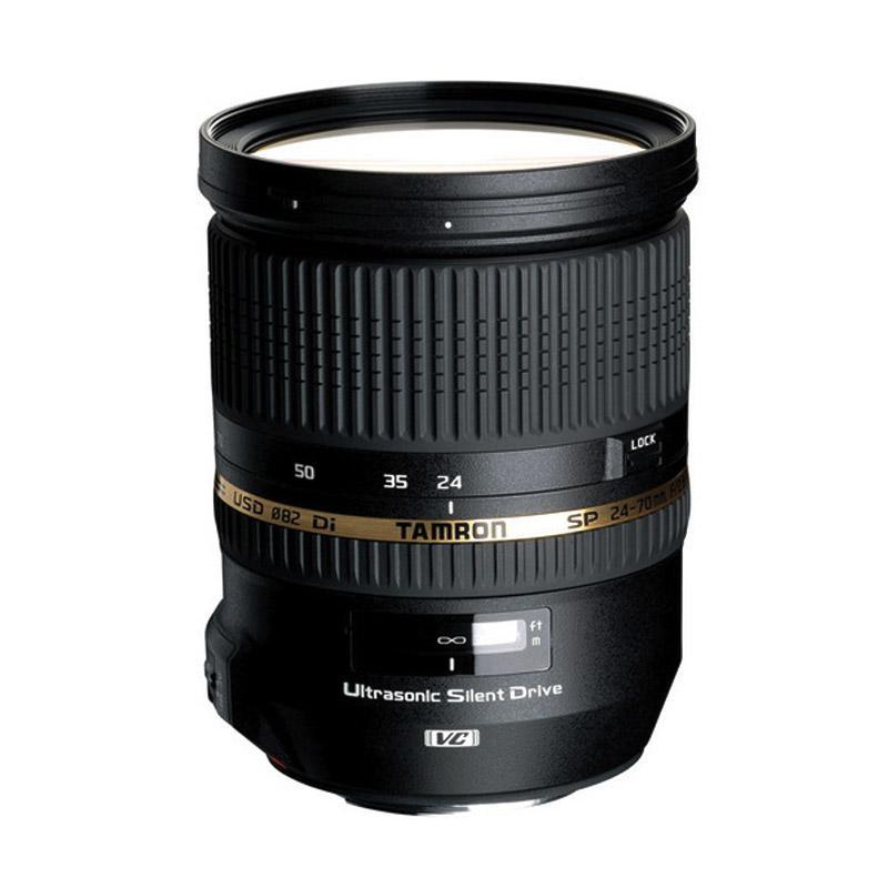 Tamron Lens AF 24-70mm Di f/2.8 VC USD for Nikon
