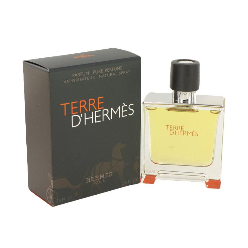 Hermes Terre de Hermes EDP Parfum Pria [75 mL]