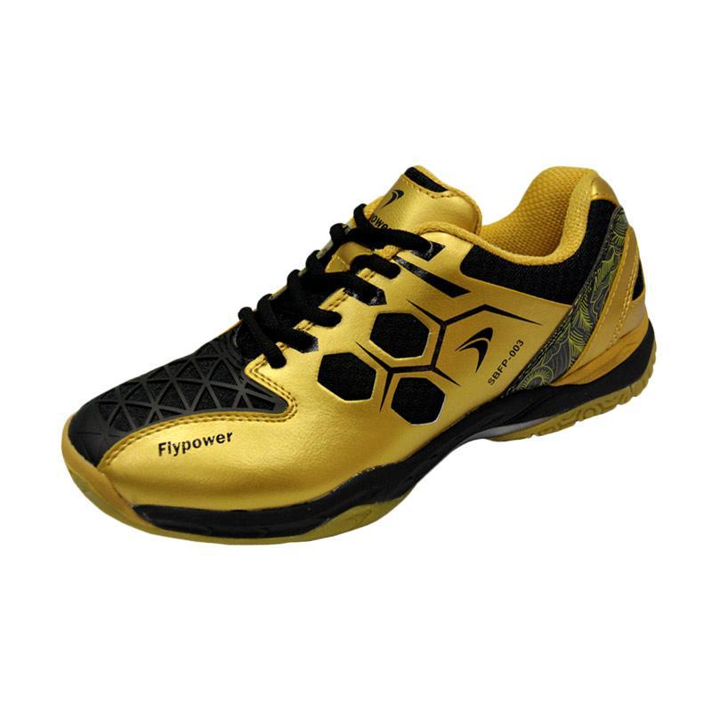 Jual Sepatu Badminton   Bulutangkis Flypower Asli  7595eb6665