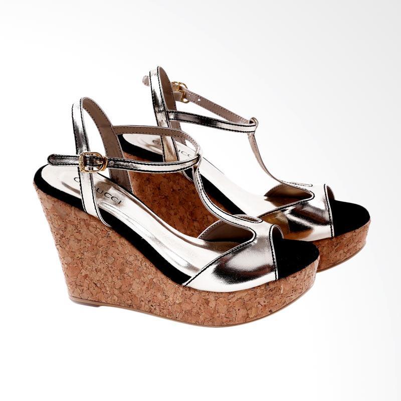 Garucci GIN 5167 Wedges Sandal Wanita