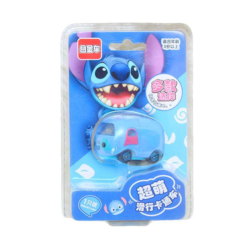 Istana kado IKO00801 Disney Mini Car N/A Stitch Diecast