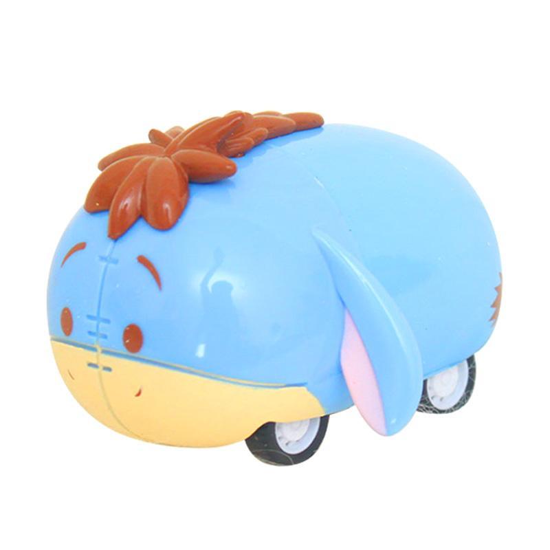 Istana Kado IKO00806 Karakter Tsum Tsum Car Eeyore Mainan Mobil Diecast