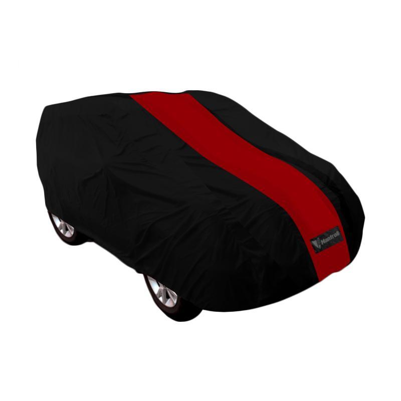 harga Mantroll Body Cover Mobil for Jeep CJ7 - Hitam Strip Merah Blibli.com