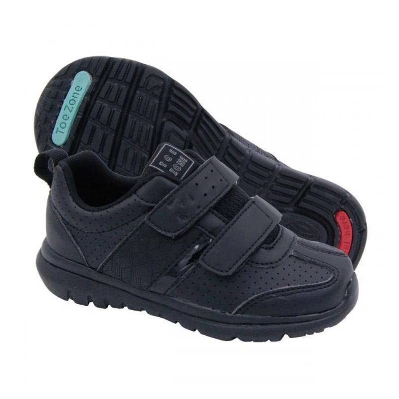 Toezone Kids Tyrell Ch Sepatu Anak - Black