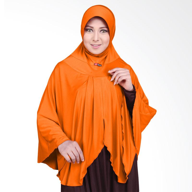 Nafisa Production Shakina 002 jilbab cantik - Orange