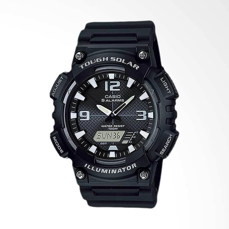 CASIO Jam Tangan Pria - Black AQ-S810W-1AVDF