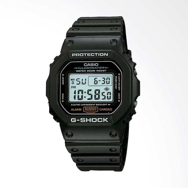 Casio Jam Tangan Pria DW-5600E-1VDF