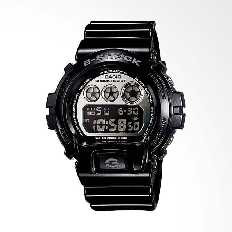 CASIO Jam Tangan Pria - Black DW-6900NB-1DR