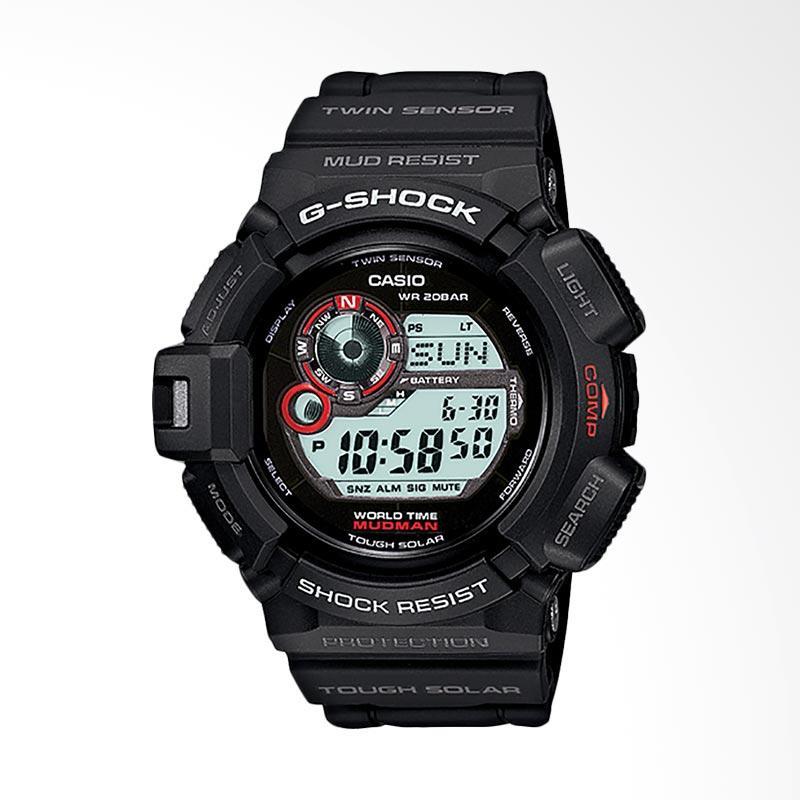 CASIO Jam Tangan Pria - Black G-9300-1DR