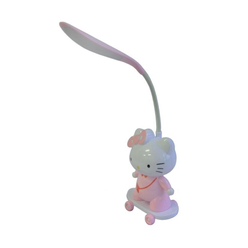 Soho Lampu Hello Kitty Skateboard