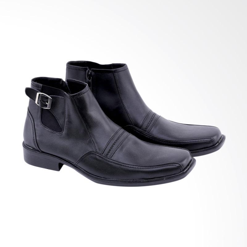 Garucci Sepatu Boot Formal Pria GHD 0393