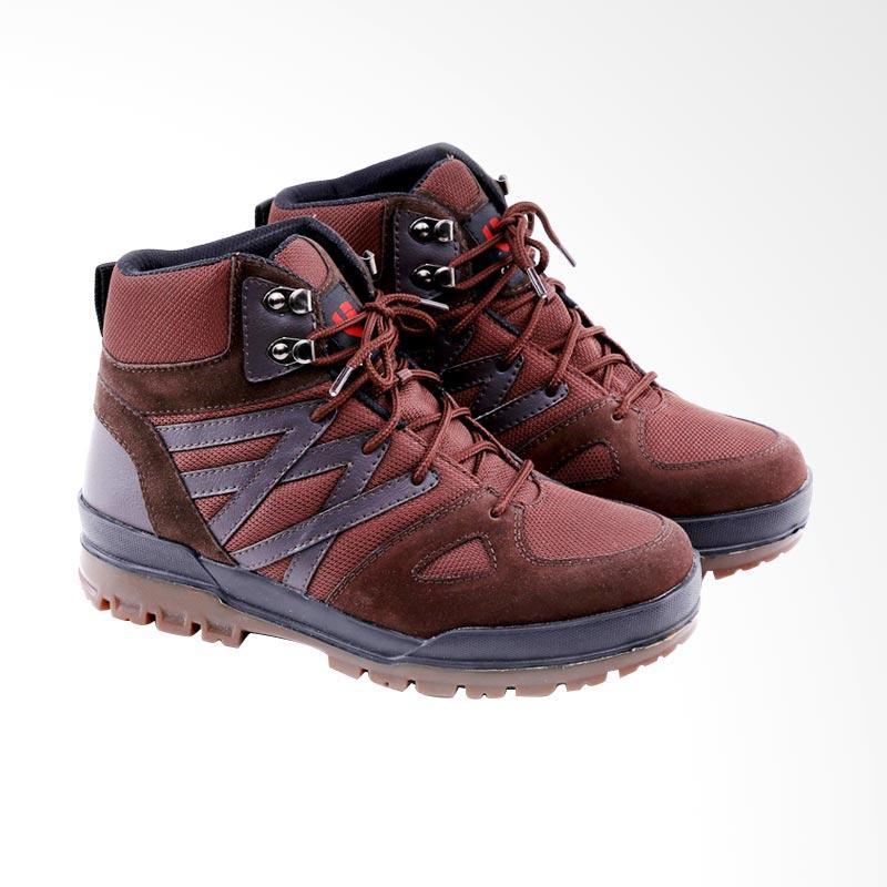 Garucci Sepatu Boot Pria GAJ 2052