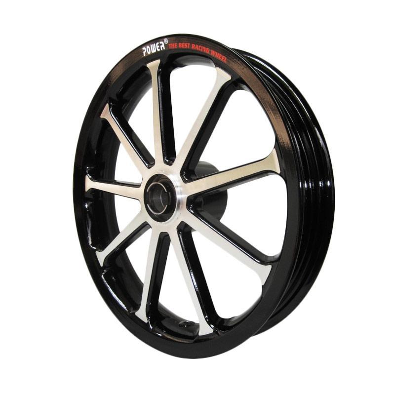harga Power Sun Set Velg Motor for Mio - Black Chrome [14 Inch] Blibli.com