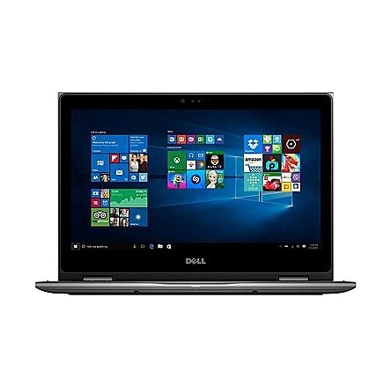 DELL Inspiron 13-5378-7500U Notebook - Gray [i7-7500U/ 8GB/ 256GB SSD/ 13.3 Inch FHD/ Touch/ Win10/ Hybrid X360]