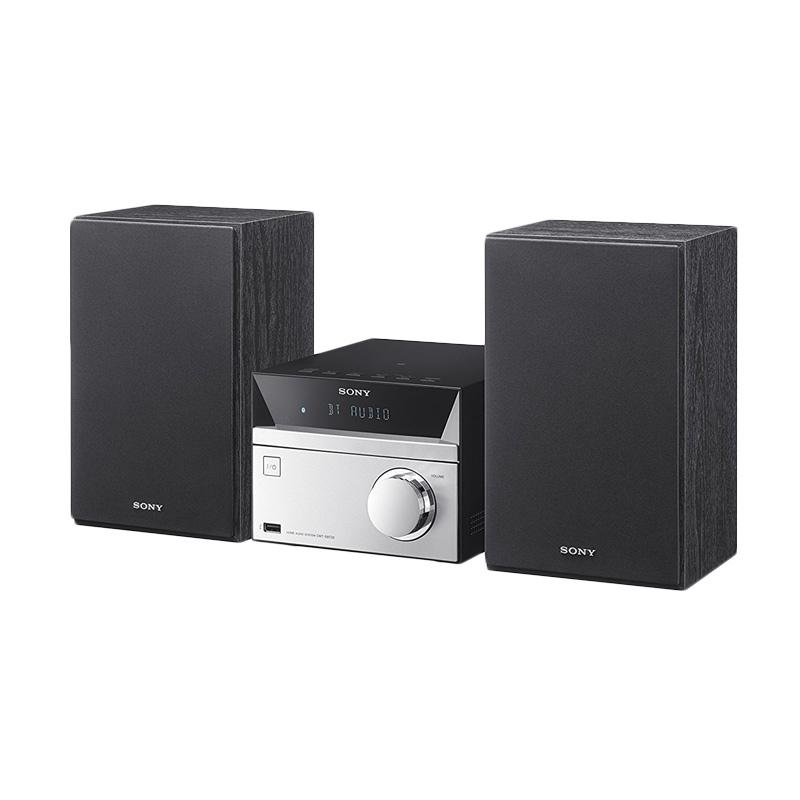 SONY CMT-SBT20 Compact Hi-Fi System With CD Bluetooth NFC - Hitam