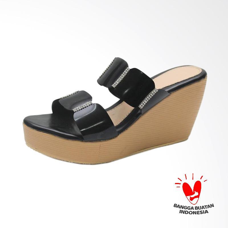 Grutty GR 82115 Sandal Wedges Wanita