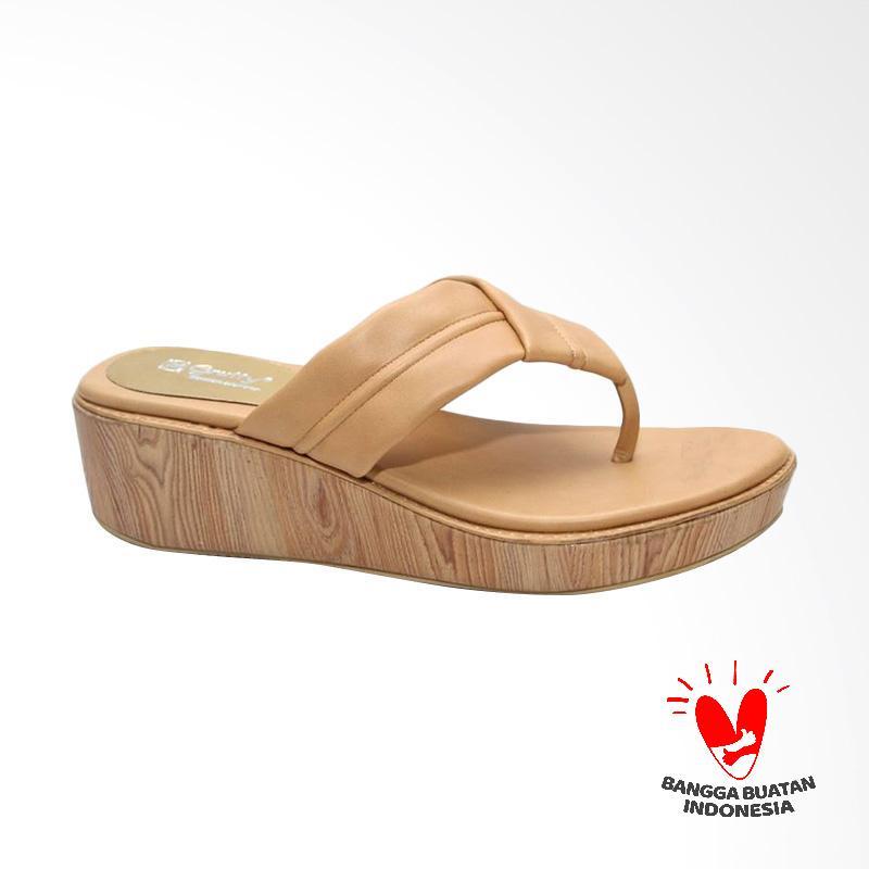Grutty GR 82134 Sandal Wedges Wanita