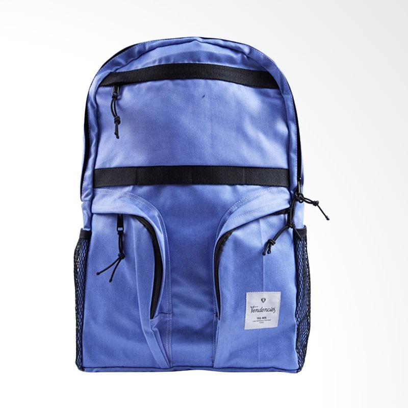 Tendencies Back Pack Opposites Tas Pria - Biru