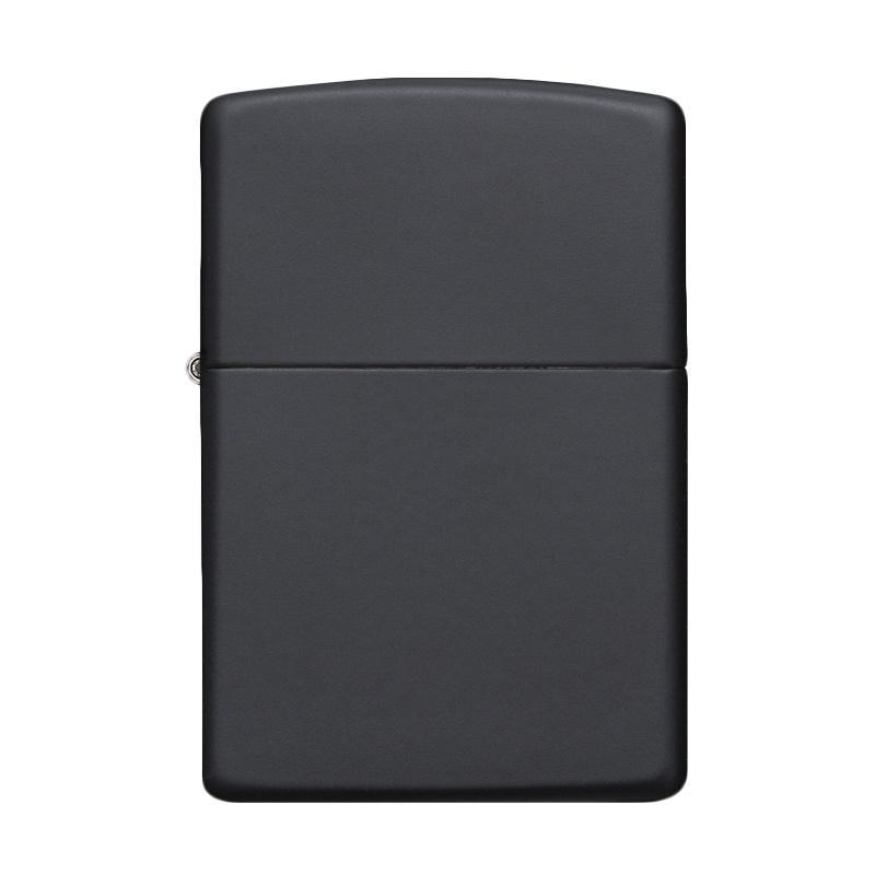 Zippo Pocket Lighter - Black Matte
