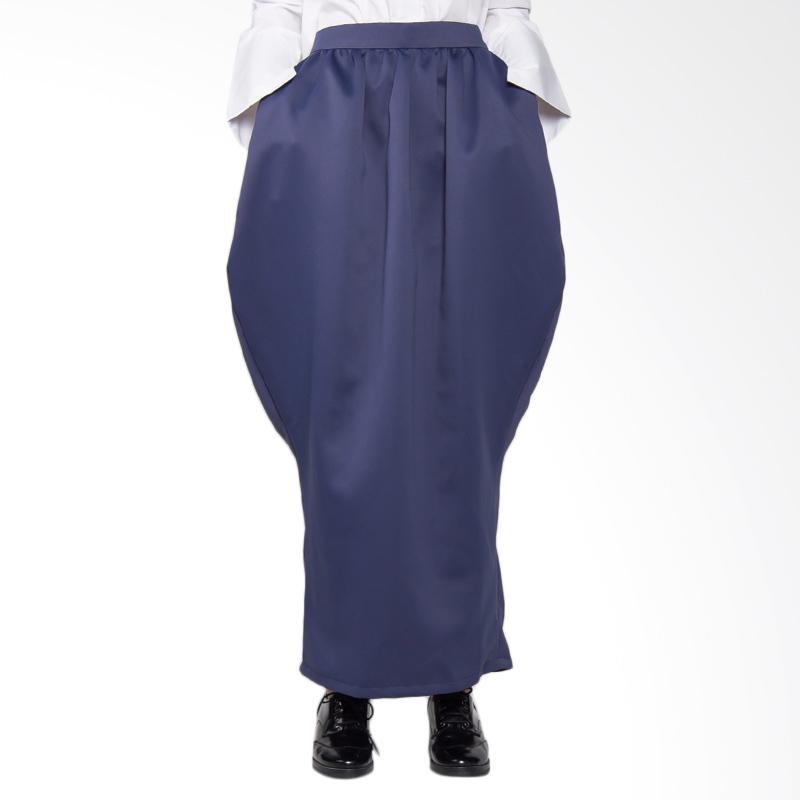 Hunting Fields SK003 Roisin Skirt Wanita - Blue