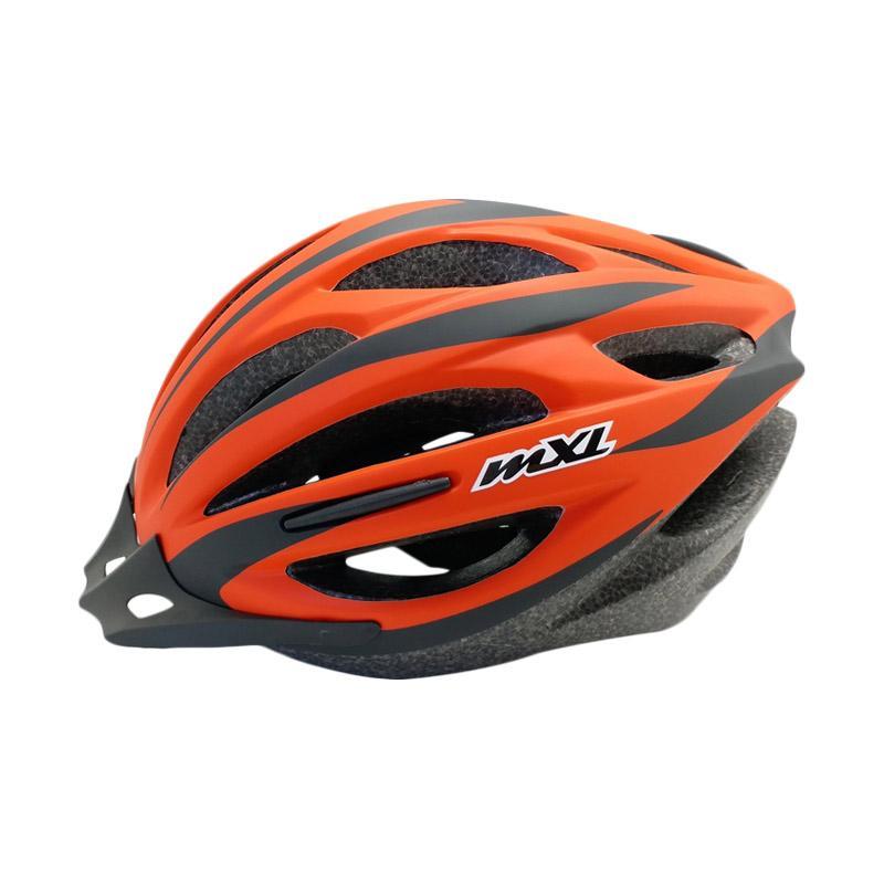 Mexel Helm Sepeda - Red 059