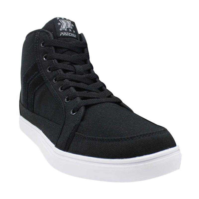 Precise Dalton JT Sepatu Sneakers - Hitam