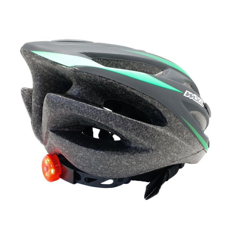 Mexel 059 Light Helm Sepeda - Black