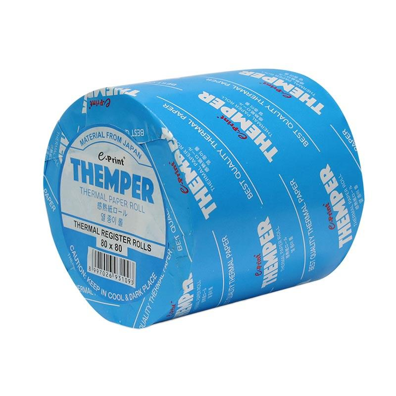 E-Print Thermal Paper Roll [80 x 80 mm] 1 Karton - Isi 60Roll