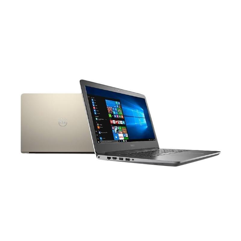 Harga DELL Inspiron 15-5565-FX9800-8GB-1TB Laptop - Gold