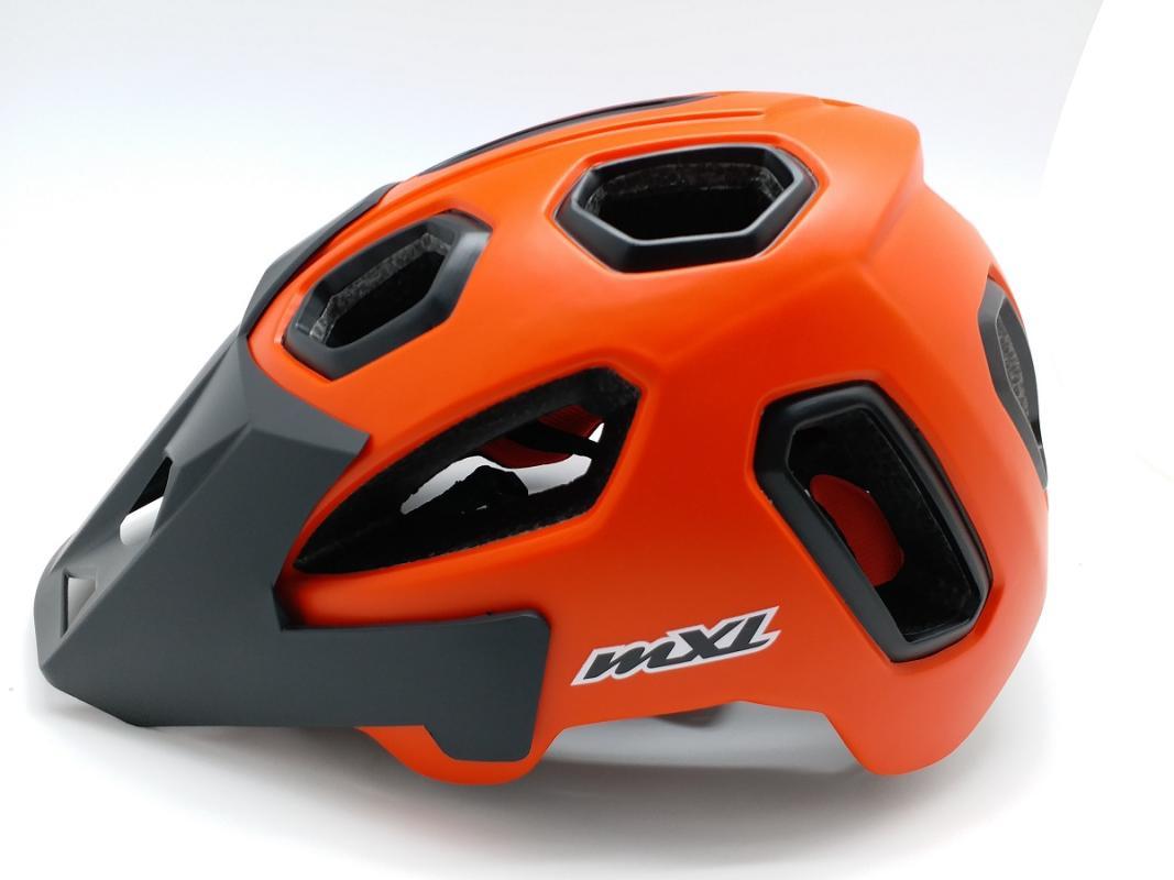 Mexel EN 588 Helm Sepeda - Red Black