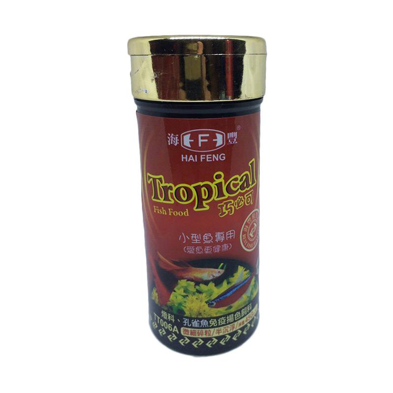 Hai Feng Tropical Mini Tetra Pakan Ikan [45g]