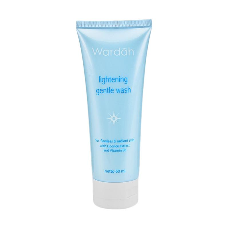 Wardah Lightening Gentle Wash