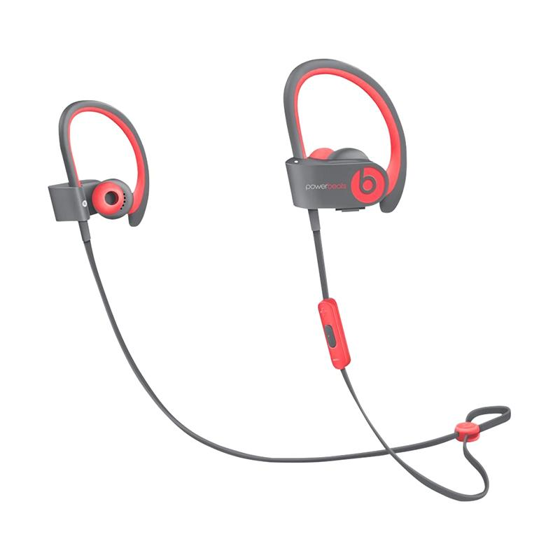 Beats Powerbeats2 Wireless In-Ear Headset - Siren Red