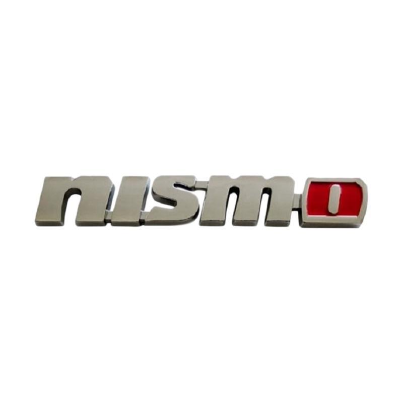 harga PATMOZA Nismo 3D Sporty Emblem Timbul Blibli.com