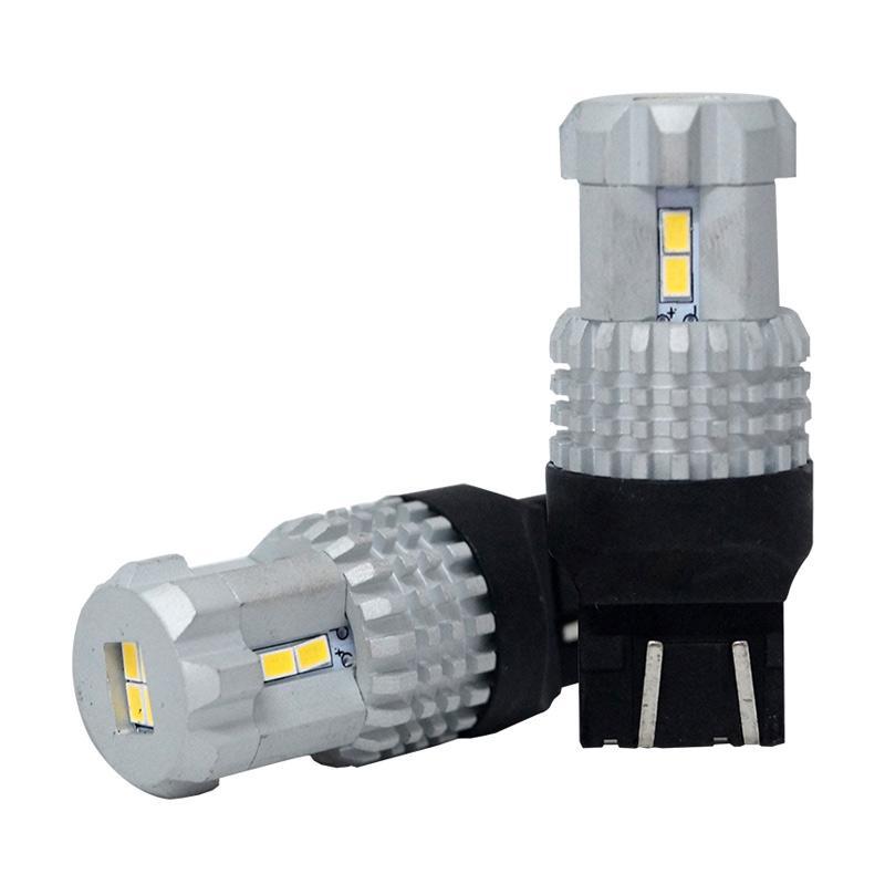 Autovision T20 7443 12-3020SMD Microzen LED [12V/ 12W/ 4000K]