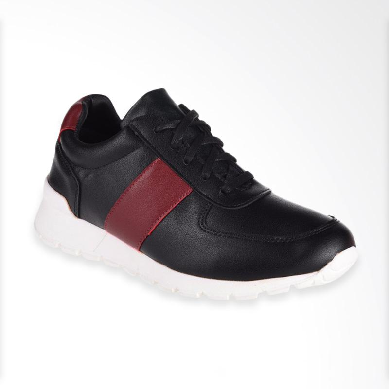 Papercut Men Chelsea Sneakers Sepatu Pria Black WQ51
