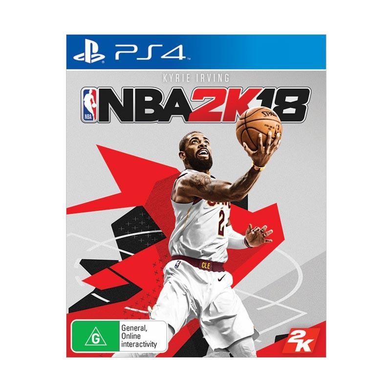 Sony PS4 NBA2K18 DVD Game