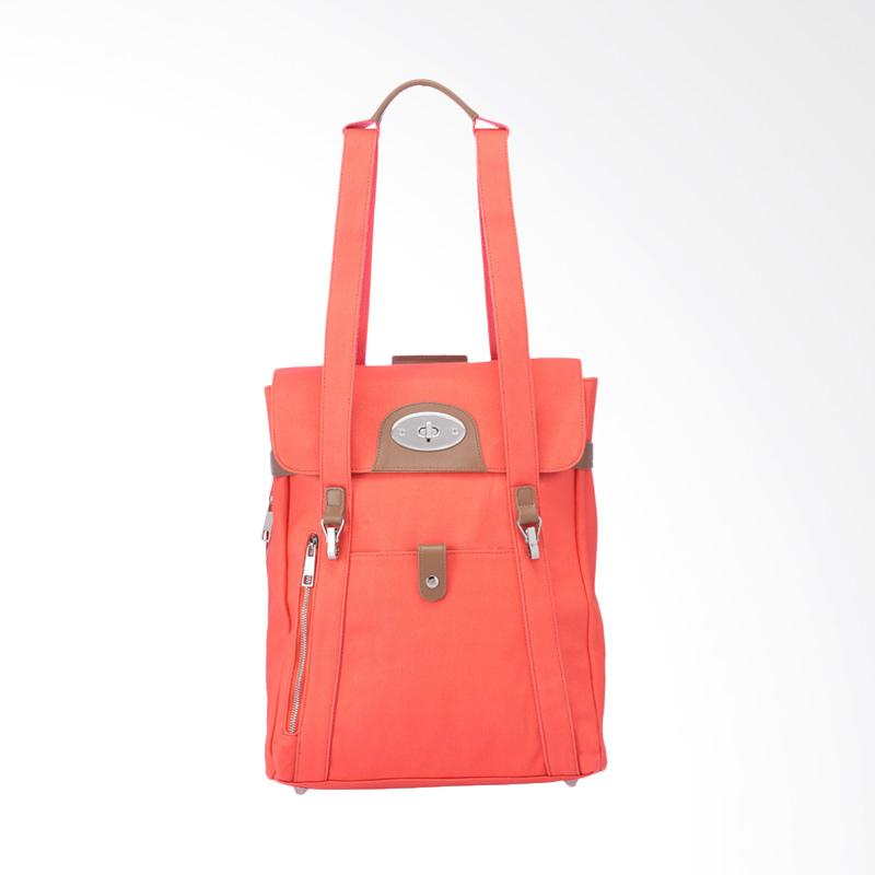 Amore Daniel Beck - Multifunction Backpack [15 Inch] - Orange